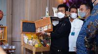 Kementerian Pertanian (Kementan) bersama perusahaan hotel Accor Indonesia-Malaysia menyepakati kerjasama gerakan konsumsi pangan lokal,