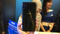 Zenfone Max Pro M2. (Liputan6.com/ Andina Librianty)