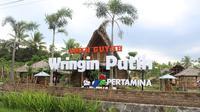"""Omah Guyub sebagai pusat kegiatan dan pemasaran produk warga berpeluang menjadi """"tuyul"""" yang merogoh kocek wisatawan. (foto: Liputan6.com/Erlinda PW/edhie prayitno ige)"""