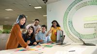 Startup Grab Rayakan Status Decacorn dengan Promo Menarik