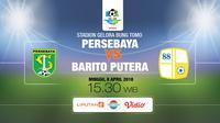 PERSEBAYA Surabaya vs PS Barito Putera