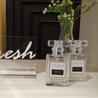 Carl & Claire hadir sebagai parfum lokal  (Foto: Vinsensia Dianawanti)